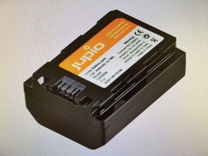 Jupio Akku Sony NP-FZ100