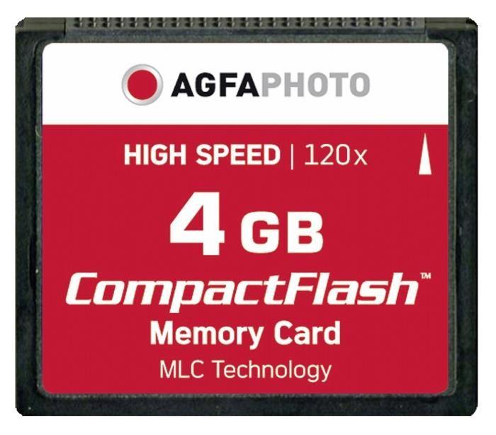 Kingston CompactFlash Card CF 4 GB