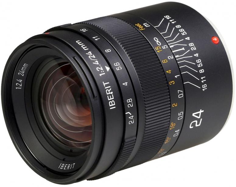 Kipon Iberit 24mm f2,4 Vollformat Fuji X
