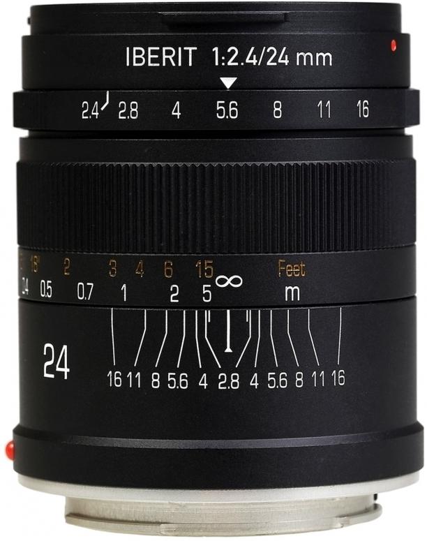 Kipon Iberit 24mm f2,4 Vollformat Sony E
