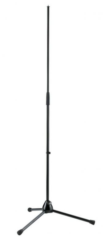 K&M 201A/2 Mikrofonstativ schwarz
