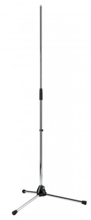 K&M 201A/2 Mikrofonstativ verchromt