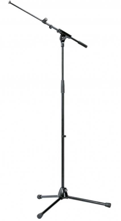 K&M 210/8 Mikrofonstativ schwarz