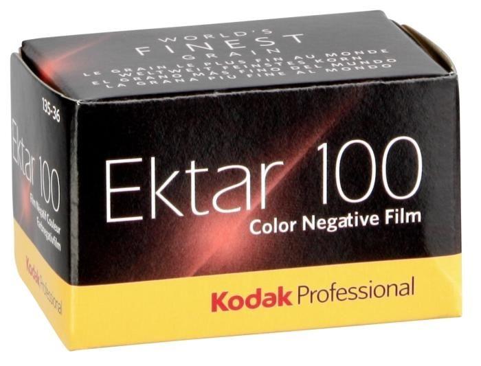 Kodak Professional Ektar 100 135-36
