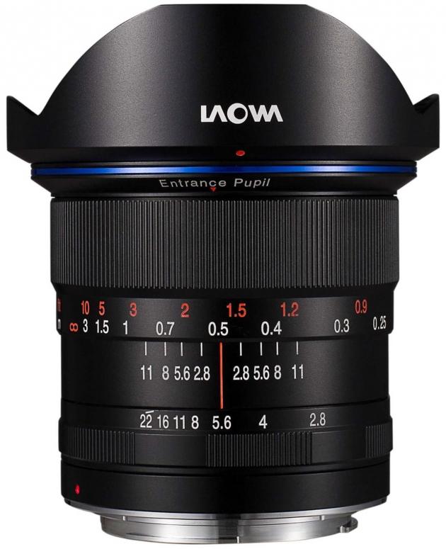 LAOWA 12mm f/2,8 Zero-D für Nikon Z