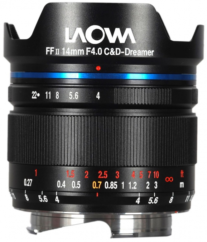LAOWA 14mm f/4 FF RL Zero-D für Canon RF