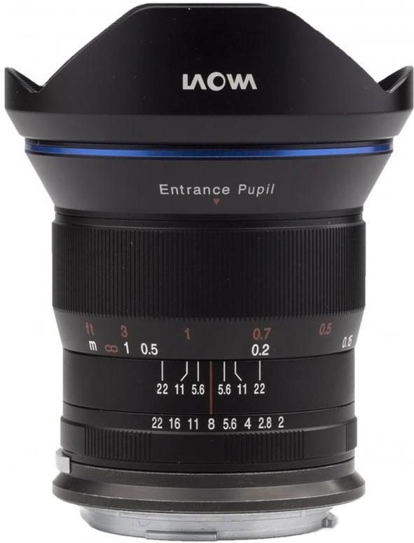 LAOWA 15mm f2 Zero-D für Canon RF