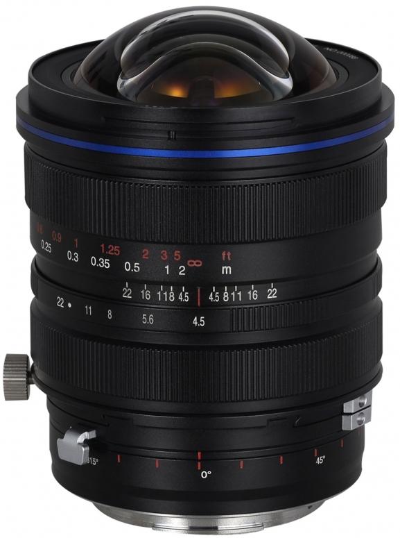 LAOWA 15mm f4,5 Zero-D Shift für Canon EF