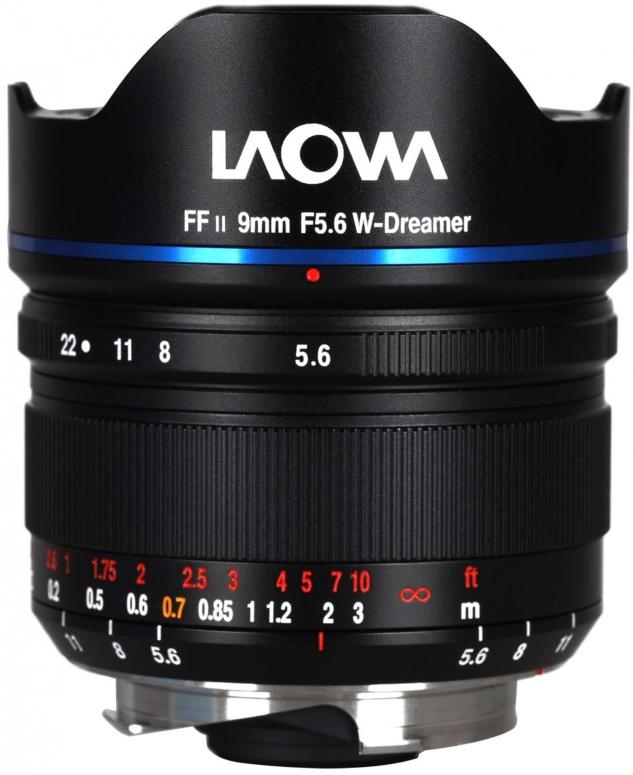 LAOWA 9mm f/5,6 FF RL für Leica M