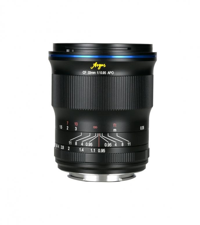 LAOWA Argus 33mm f/0,95 CF APO für Canon RF (APS-C)