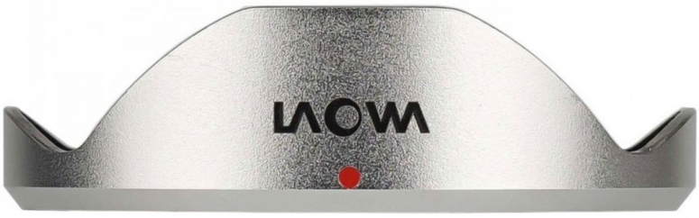 LAOWA Ersatz-Streulichtblende für 7,5mm f2 silber