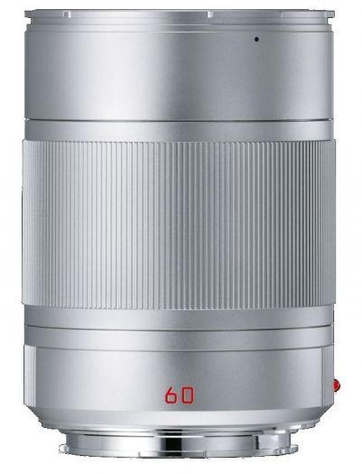 Leica APO-MACRO-ELMARIT-TL2.8/60mm ASPH. silber