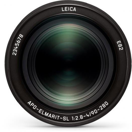 Leica APO-Vario-Elmarit-SL 90-280mm 1:2,8-4