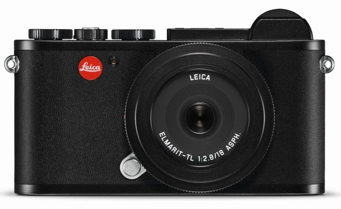 LEICA CL + 18mm Prime Kit