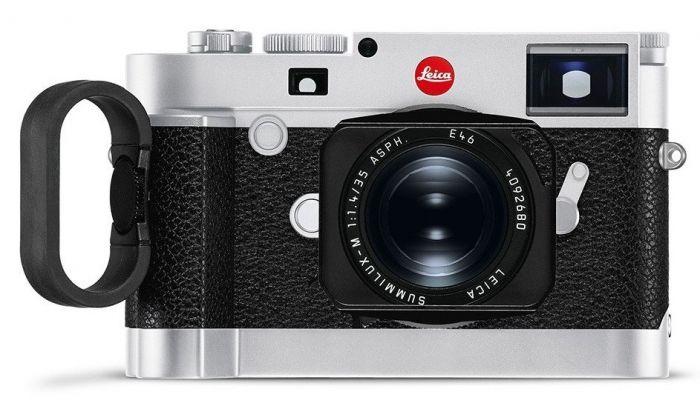 Leica Handgriff für M10 silber