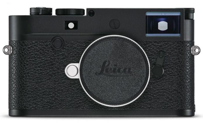 Leica M10-P Gehäuse schwarz