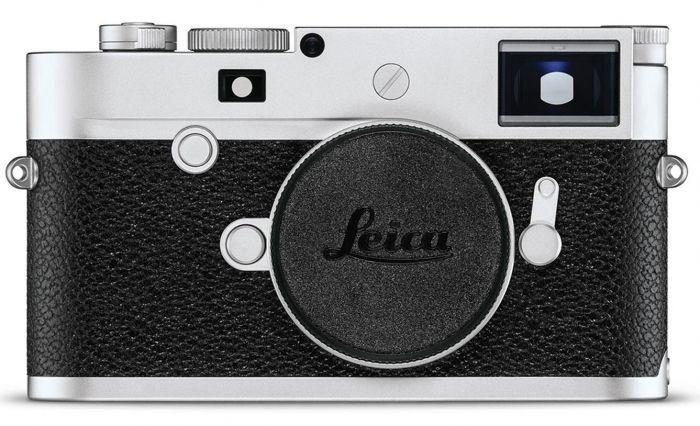 Leica M10-P Gehäuse silber