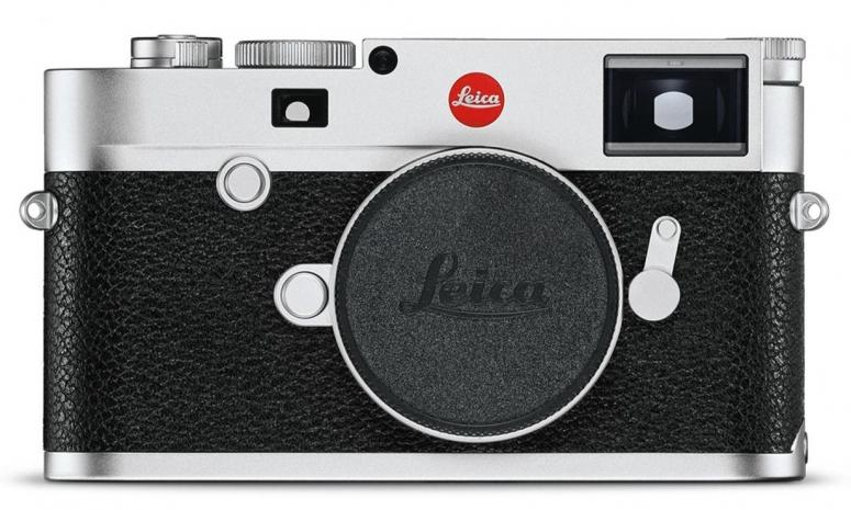 Leica M10-R silber verchromt
