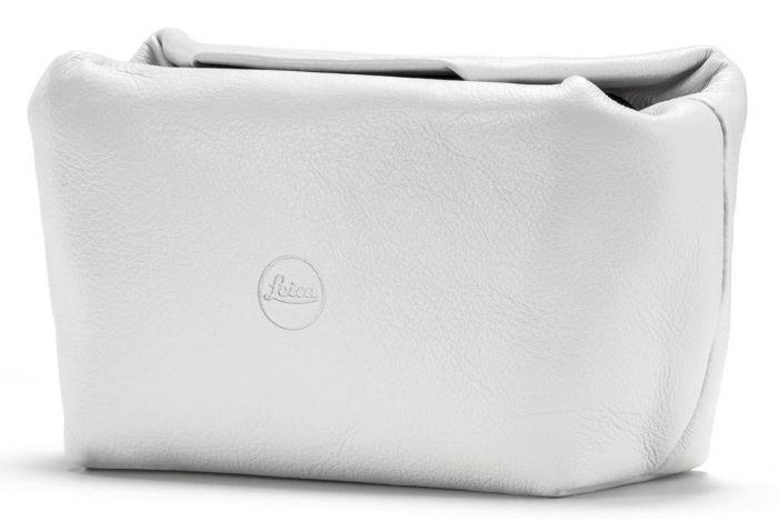 Leica Softpouch Magnetverschluß S weiß