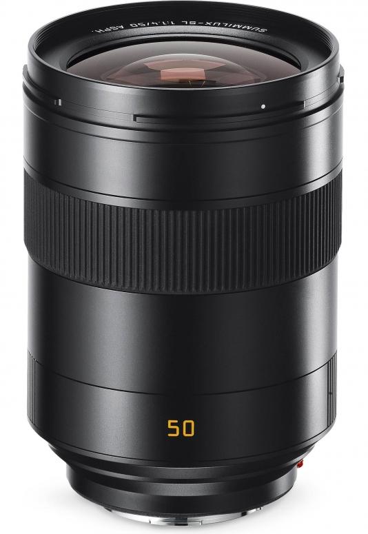 Leica SUMMILUX-SL1:1.4/50 ASPH. schwarz eloxiert