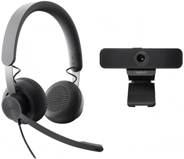 Logitech Wired Personal Video CollabKit