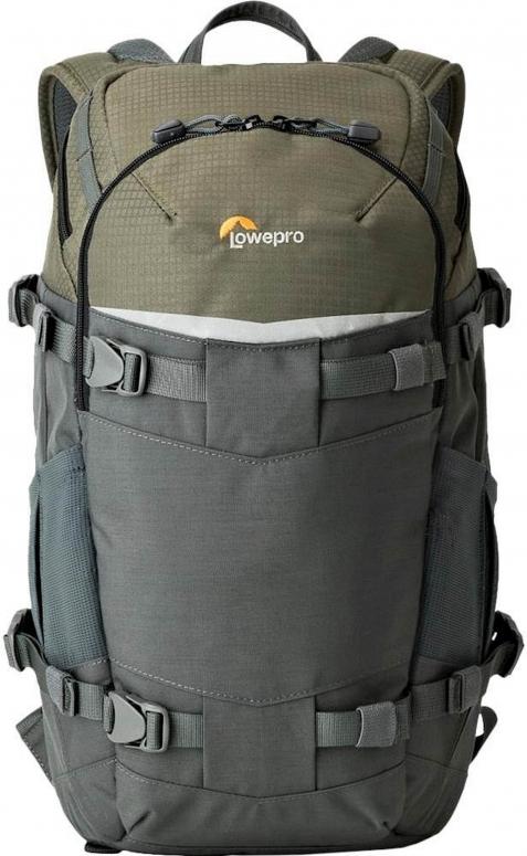 Lowepro Flipside Trek BP 250 AW grau/dunkelgrün