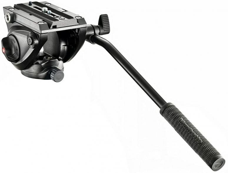 Manfrotto MVH500AH Fluid Videoneiger