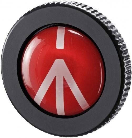 Manfrotto ROUND-PL Schnellwechselplatte für Compact Action