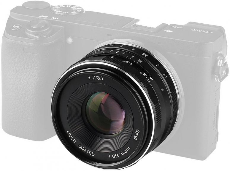 Meike 35mm f1,7 Fuji