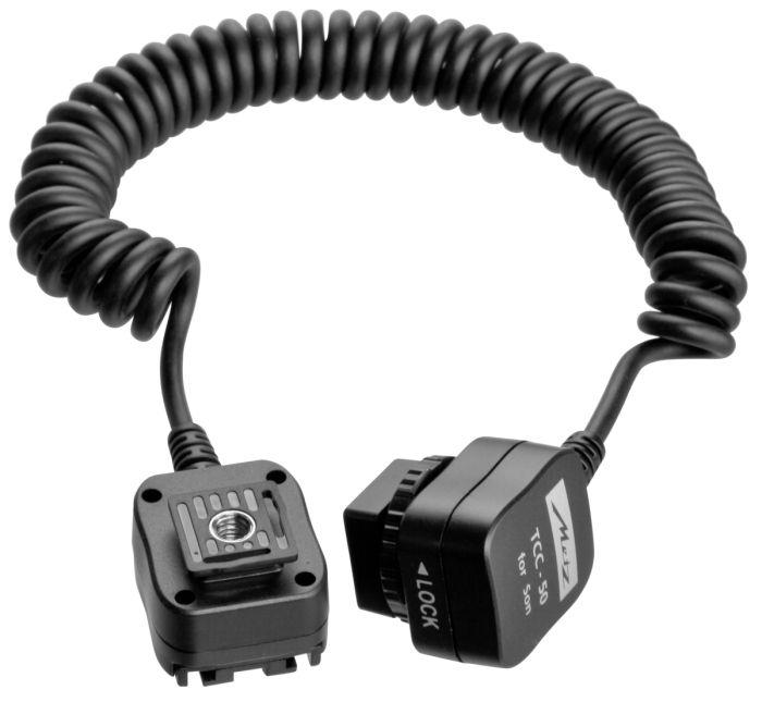 Metz TTL Verbindungskabel für Sony TCC-50