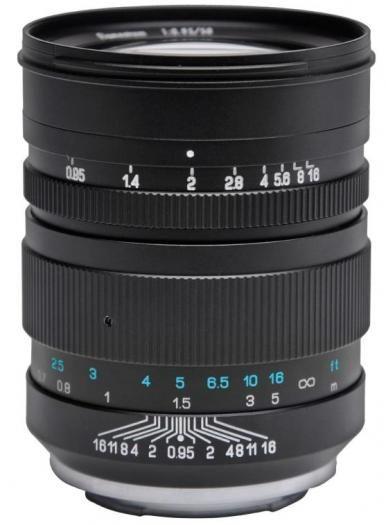 Meyer Optik Görlitz Nocturnus 50mm 1:0,95 Sony-E