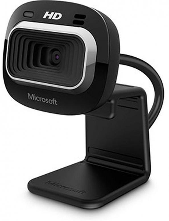 Microsoft LifeCam HD-3000 Business Webcam