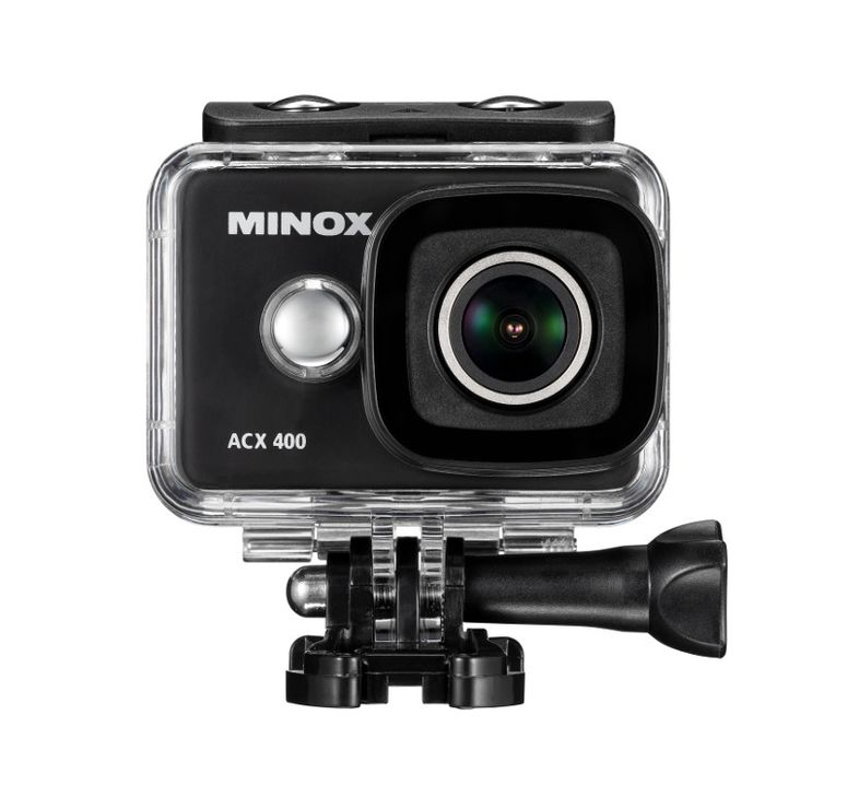 Minox ACX 400 WiFi Action Cam