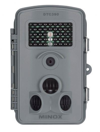 Minox DTC 390 grau Überwachungskamera