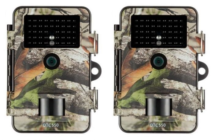 Minox DTC 550 camouflage 2er Pack