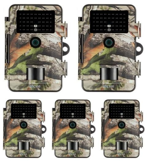 Minox DTC 550 camouflage 5er Pack