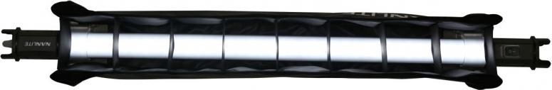 NANLITE Lichtklappenvorsatz BD-PT15C+EC für PavoTube 15C