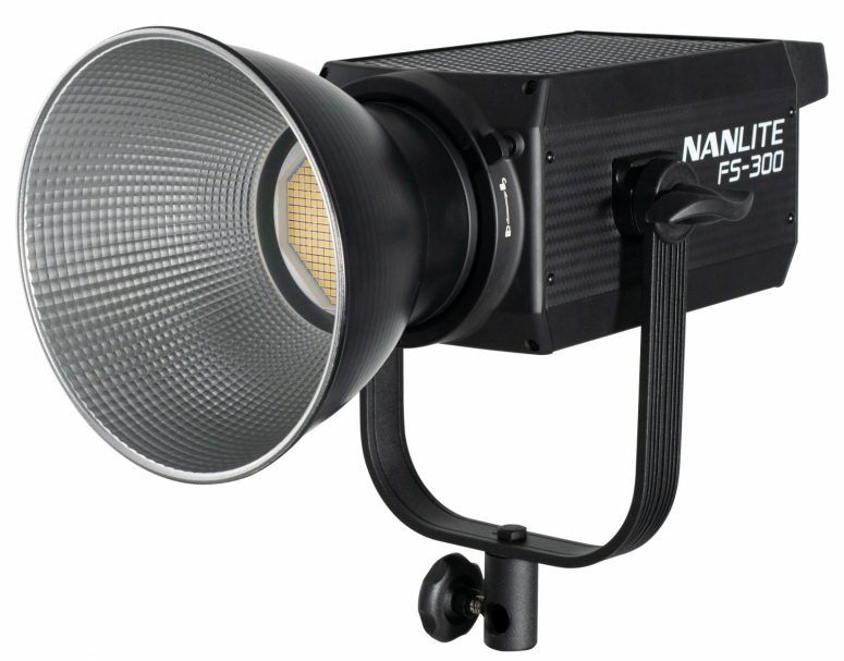 NANLITE Studio-Scheinwerfer FS-300 300W