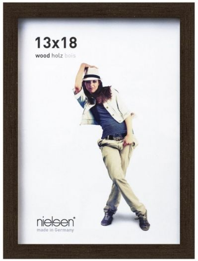 Nielsen 6535205 Korona 20x30cm nussbraun