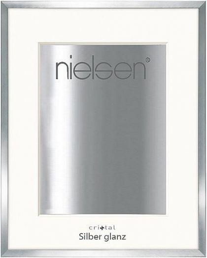 Nielsen Cristal Alu 40x50cm 5040003 silber glanz