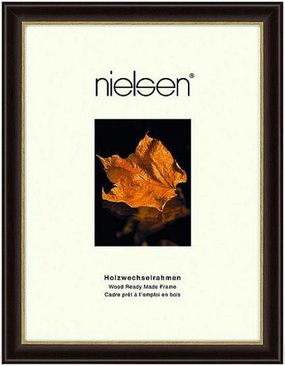 Nielsen Derby Holzrahmen 24x30 palisander