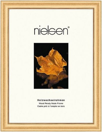 Nielsen Derby Holzrahmen 6632001 13x18 gold