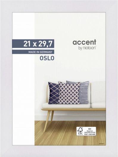 Nielsen Holzrahmen 299269 Oslo 21x29,7cm weiß