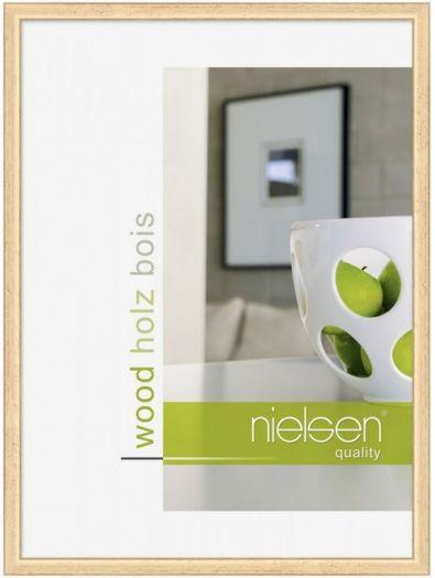 Nielsen Holzrahmen Zoom gold 13x18