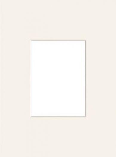 Nielsen Passepepartout 30x40cm weissdorn mit 20x30cm-Ausschnitt
