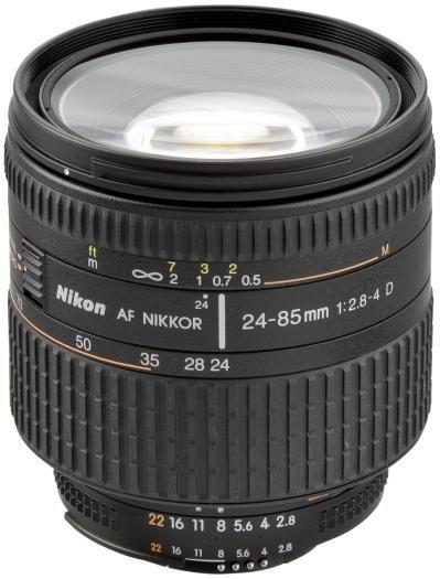 Nikon AF Nikkor 24-85mm 1:2,8-4 D