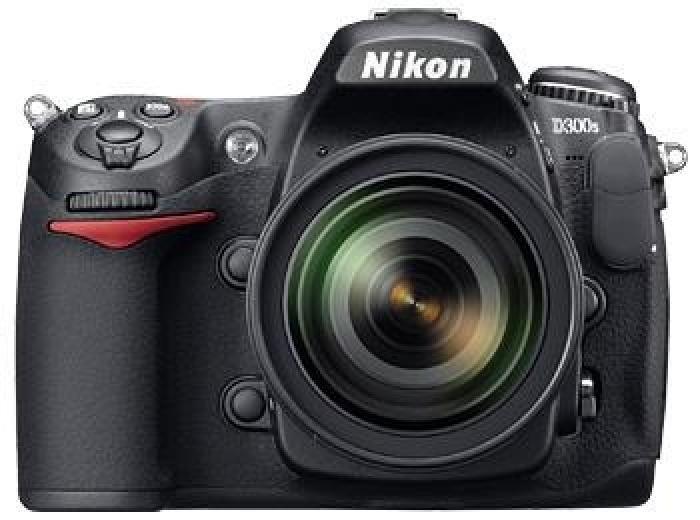 Nikon D300s inkl. 16-85mm VR