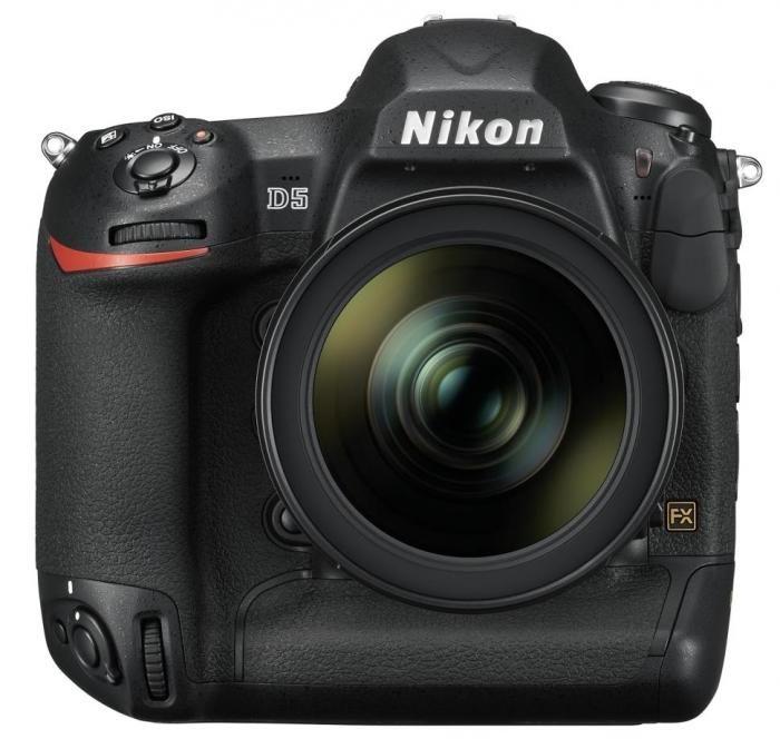 Nikon D5 CF + AF-S 24-70 mm 2.8G ED