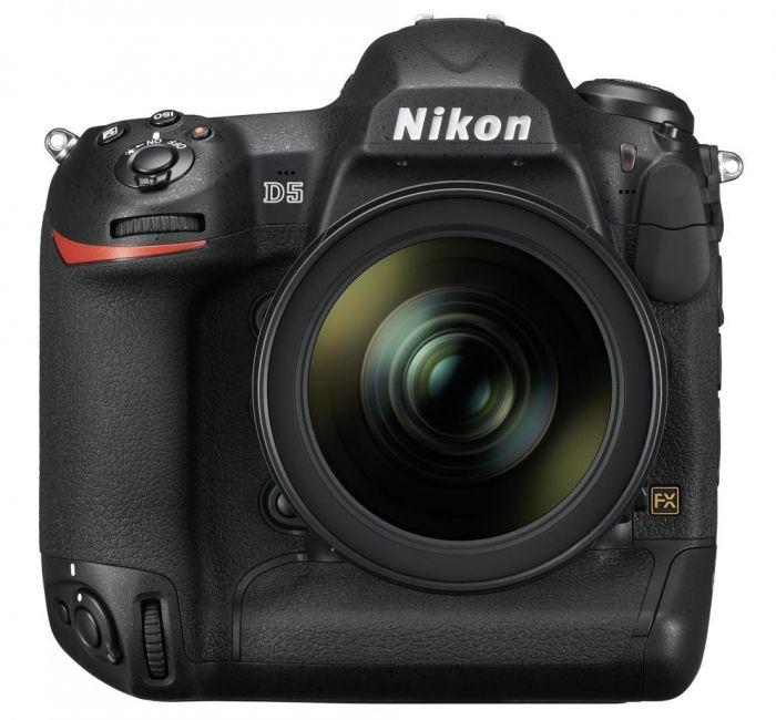 Nikon D5 XQD + AF-S Nikkor 24-70mm f2,8E ED VR