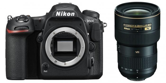 Nikon D500 + Nikon 16-35mm AF 4.0 G ED VR
